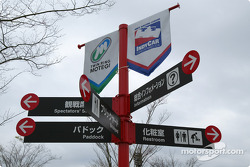 Visit of Twin Ring Motegi
