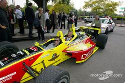 Indianapolis 500 - Washington D.C. visit