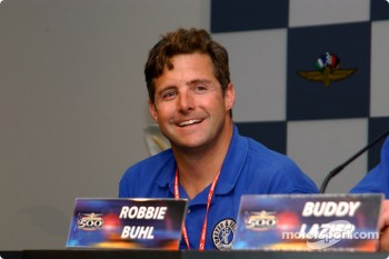 Press conference: Robbie Buhl