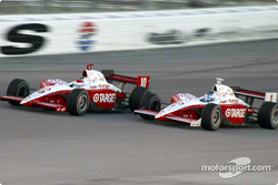 Darren Manning and Scott Dixon