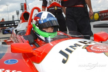 Indy Experience two-seater IndyCar: Dario Franchitti