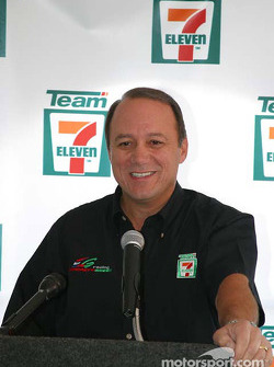 Andretti Green Racing press conference