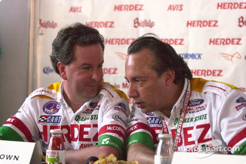 Herdez Bettenhausen Team press conference