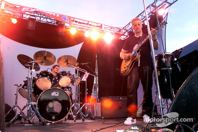 RPM show: Patrick Carpentier and Kenny Brack