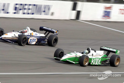 Max Papis and Paul Tracy