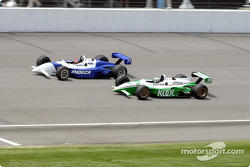Bryan Herta and Paul Tracy