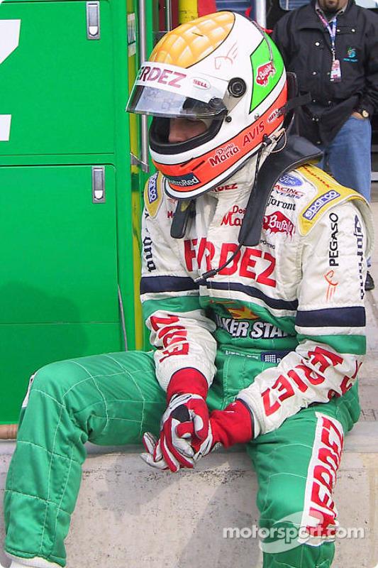 Michel Jourdain, Jr. ready to go