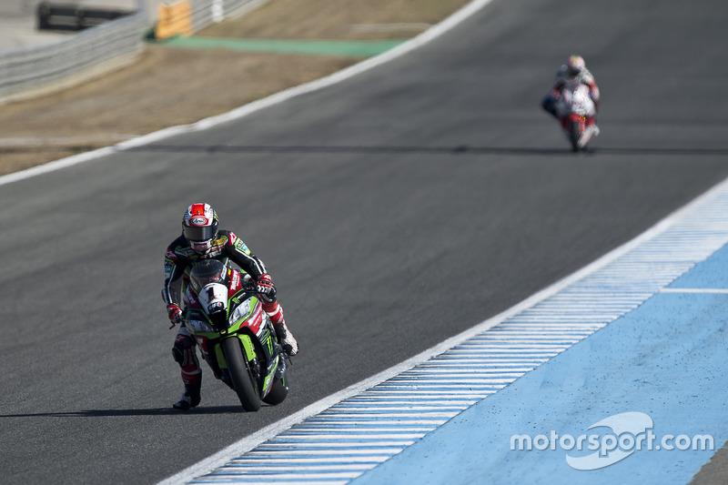Jerez 1: Platz 3 hinter Davies und Sykes. 20/23 Podeste