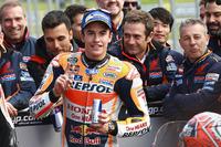 MotoGP Photos - Pole position pour Marc Marquez, Repsol Honda Team