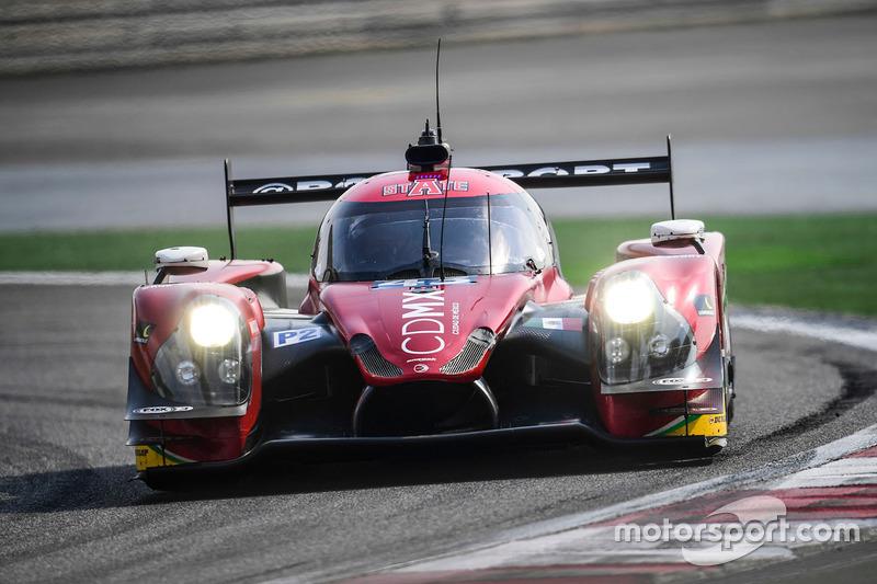 5. LMP2: #43 RGR Sport by Morand, Ligier JSP2 Nissan