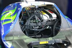Valentino Rossi, Yamaha Factory Racing camera electronics detail