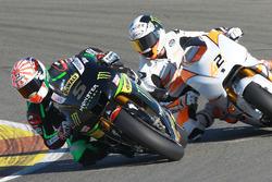 Johann Zarco, Monster Yamaha Tech 3; Alex Rins, Team Suzuki MotoGP
