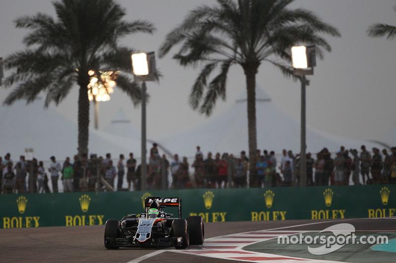 7. Nico Hülkenberg, Sahara Force India F1 VJM09