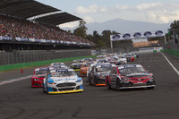 NASCAR Mexico Photos - Start