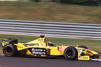 Fórmula 1 Fotos - Heinz-Harald Frentzen, Jordan 199 Mugen Honda