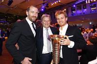 Nico Rosberg, Nobert Haug, Georg Nolte