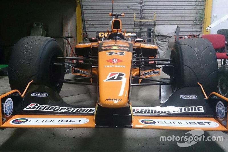 Arrows A21, châssis 06