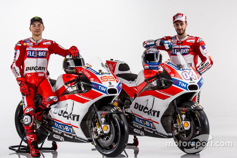 MotoGP Fotogallery: Ducati Desmosedici GP 17