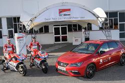 Lanzamiento Ducati Desmosedici GP17