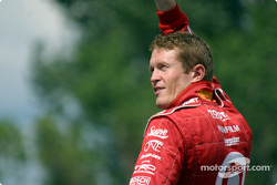 Drivers' parade: Scott Dixon