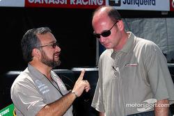 Gustavo del Campo and David Watson