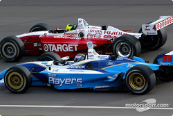 Bruno Junqueira and Alex Tagliani