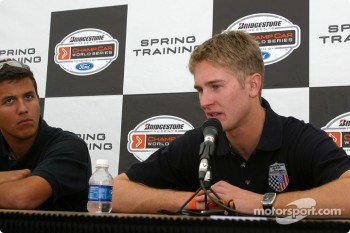 Barber Pro series press conference: Ryan Hunter-Reay