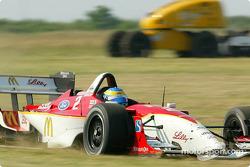 Off-track excursion for Sébastien Bourdais