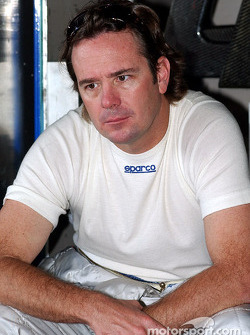 Jimmy Vasser dreaming of another victory