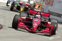Pace lap: Jimmy Vasser