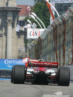 White flag for Sébastien Bourdais