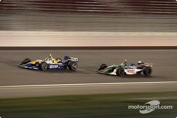 Rodolfo Lavin and Ryan Hunter-Reay