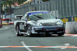 Carrera Cup Porsche: Peter Hill in his GT3