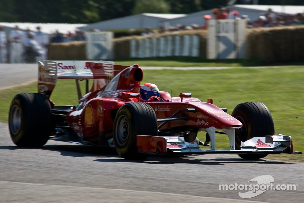 2010 Ferrari F1 Car