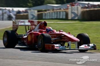 2010 Ferrari F1 Car