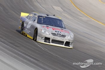The Michael Waltrip Racing test car