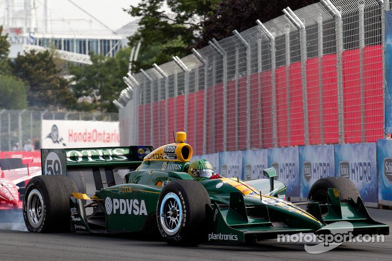 EJ Viso, KV Racing Technology-Lotus