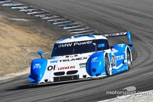 #1 Scott Pruett, Memo Rojas: BMW Riley, Chip Ganassi Racing with Felix Sabates