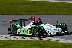 #18 Performance Tech Motorsports Oreca FLM09: Anthony Nicolosi, Jarrett Boon
