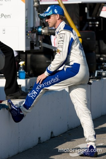 Charlie Kimball, Novo Nordisk Chip Ganassi Racing