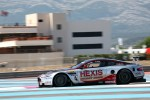 #4 Hexis AMR Aston Martin DB9: Andres Riccini, Christian Hohenadel