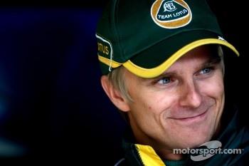 Heikki Kovalainen, Team Lotus