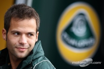 Ricardo Teixeira, Team Lotus
