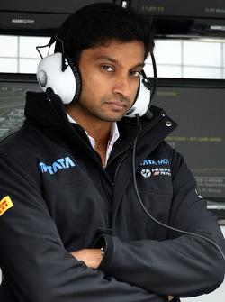 Narain Karthikeyan,HRT Formula One Team