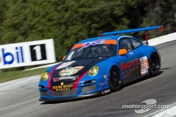 Duncan Ende and Spencer Pumpelly, Porsche 911 GT3 Cup