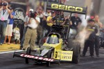 Morgan Lucas, GEICO Powersports/Lucas Oil Dragster