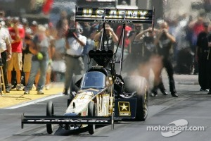 Tony Schumacher, U.S. Army Dragster
