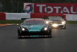 #2 Vita4One Ferrari 458 Italia: Michael Bartels, Andrea Bertolini, Niek Hommerson, Louis Machiels