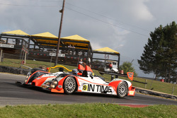 Intersport Racing Oreca FLM09: Kyle Marcelli, Tomy Drissi