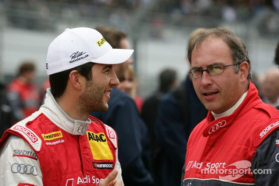 Mike Rockenfeller, Audi Sport Team Abt Audi A4 DTM